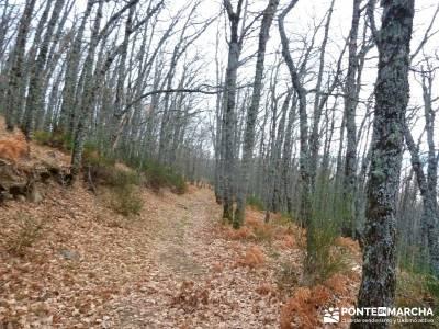 Carro del Diablo - Valle del Lozoya; serra do courel rios de madrid la tejera de lozoya